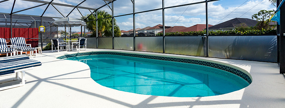 luxury holiday villas rental accommodation in kissimmee. Black Bedroom Furniture Sets. Home Design Ideas